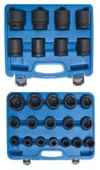 Socket assortments 3/4'' (20 mm)