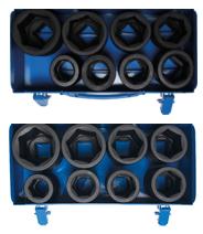 Socket assortments 1'' (25 mm)