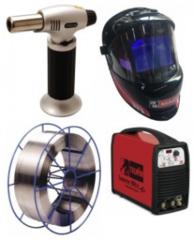 Welding machines & accessoiries