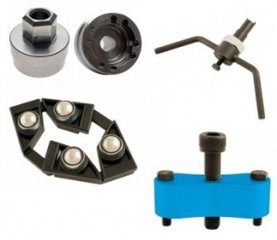 Engine & attachments