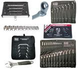 Spanners & Ratchet Wrenches
