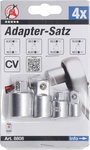 4-piece Adapter Set
