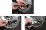 Silent Tyre Deflator