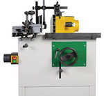 Wood milling machine 1,5 kw 230v