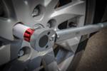 Tire Change Service Set with Floor Jack 1.5 t 10 pcs