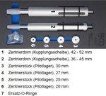 Clutch Aligning Tool Set for Trucks 6 pcs