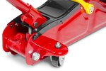 Hydraulische garagekrik 2t light - extra laag