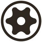 Bit Socket length 100 mm 6.3 mm (1/4) Drive T-Star tamperproof (for Torx) T30