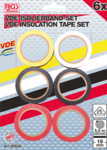 VDE Insulating Tape Assortment 6 pcs