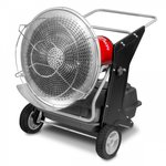 Infrared hot air blower 40kw