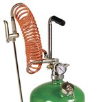 Raasm mobile atomizer steel 24 liter