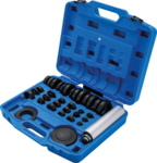 34-piece Bearing Mounting Tool Set, Nylon