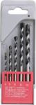 5-piece Cement Drill Set