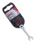 Ratchet Combination Wrench short adjustable