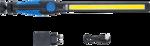 COB-LED Handheld Work Lamp Dual LED ultra flat Type
