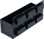 Magnetic Can Storage Tray 210 mm