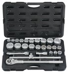 3/4 12pt. socket set 26pc