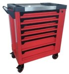 Filled tool trolley 149-piece