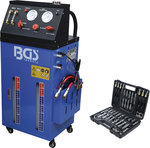 Automatic Transmission Exchange and Flushing machine with Adaptor Set