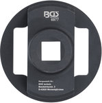 Roller bearing shaft wrench for BPW 12 t 80 mm