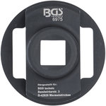 Roller bearing shaft wrench for BPW 6.5 - 9 t 65 mm