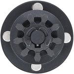 Flywheel turning tool for MAN engines