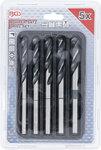 HSS Drill Set 10 - 11 - 12 - 13 - 15 mm 5 pcs