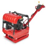 Vibrating plate with gasoline engine - 25kn