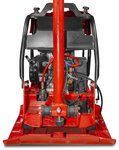 Vibration plate 39 kn 13,0 hp