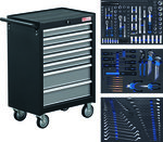 Workshop Trolley BGS 2001 complete with 263 Tools