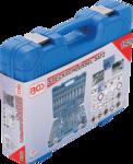 Socket Set Super Lock 6.3 mm (1/4) / 10 mm (3/8) / 12.5 mm (1/2) Drive 192 pcs
