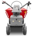 Electric mini dumper 500kg gas spring