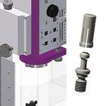 Drill cutter 450x200x460 mm