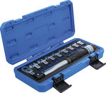Torque Wrench Set 6.3 mm (1/4) 6 - 30 Nm 10 pcs