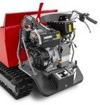 Mini Track Dumper 500 kg 6F+2R