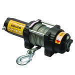Electric winch ATV - 12V 1.36 ton