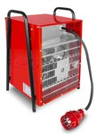 Hot air blower electric 9kw 3x400V