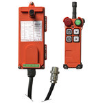 Remote control for Hoist with trolley DEH 4 buttons