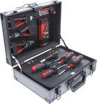 Tool Set in Aluminium Case 66 pcs