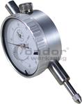 Dial Gauge, DIN 878, diameter 42 mm, 8 mm shaft, H6