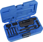 Link Extractor and Riveter Tool for Motorbike Chains