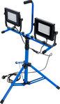 Duo-SMD-LED Work Flood Light with Tripod 2 x 70 W