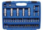 Socket Set 6.3 mm (1/4) + 12.5 mm (1/2) drive 95 pcs.