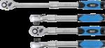 Reversible Ratchet, extendable 12.5 mm (1/2) 305 - 445 Nm