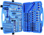 Socket Set 6.3 mm (1/4) / 10 mm (3/8) / 12.5 mm (1/2) drive 213 pcs