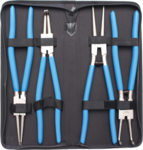 Circlip Pliers Set 300 mm 4 pcs