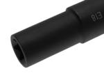 Socket, E-Type, extra long 22 mm drive E18