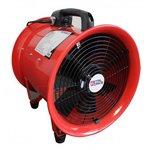 Mobiele ventilator 300mm - 500w