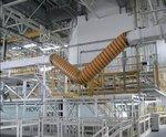 Hose 10 meters for fans 200mm