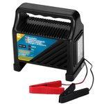 Battery charger 12V 6Amp.